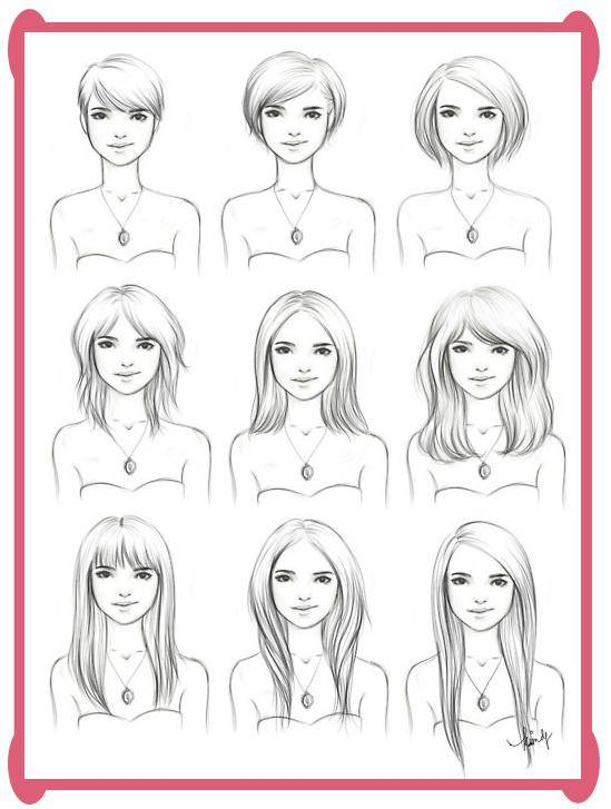 How to Grow Your Hair from short to Long in STYLE!