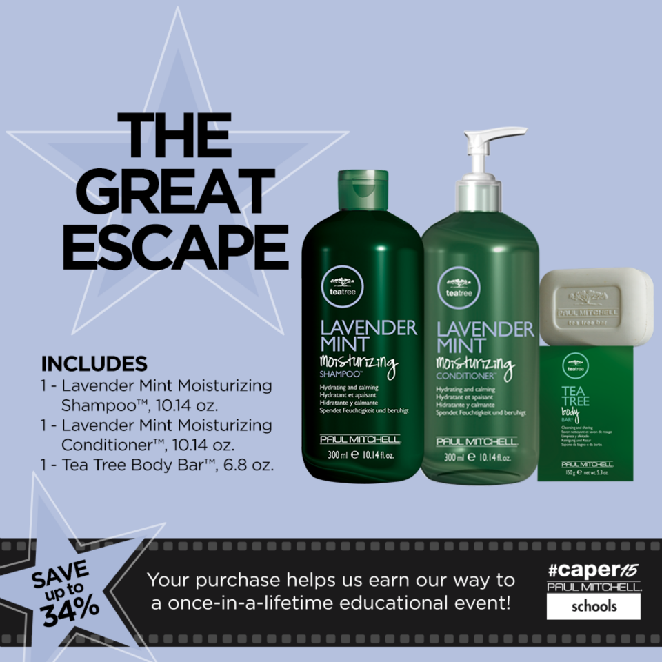 Caper Bag Of The Week: The Great Escape