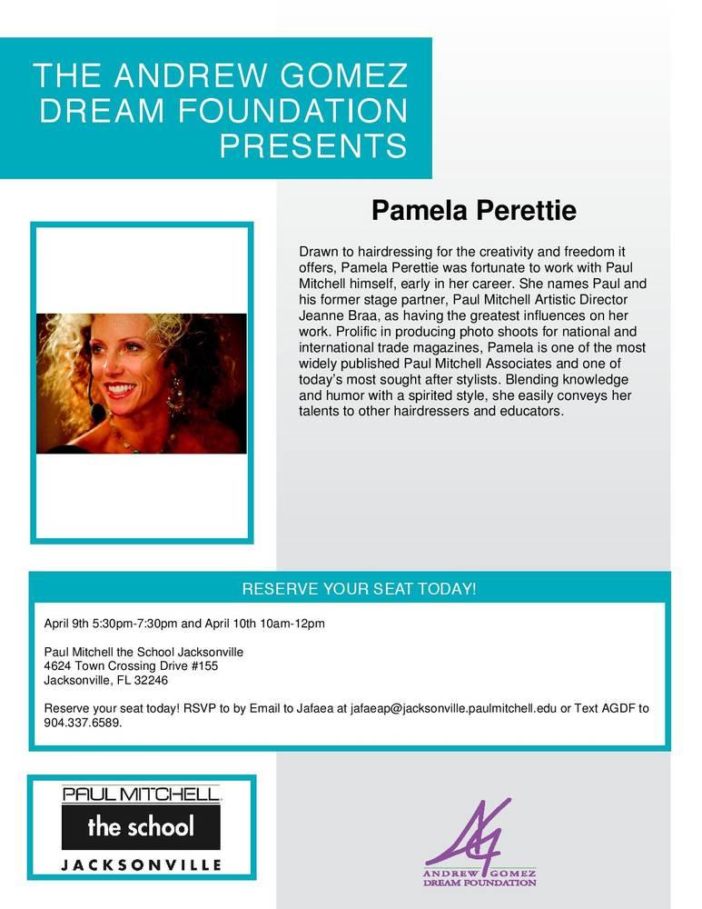 AGDF Presents Pamela Perettie