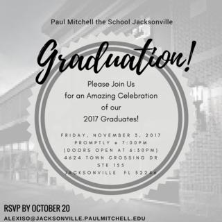 Nov 3 Graduation