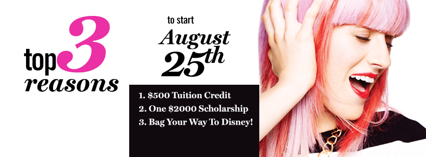 The Top 3 Reasons To Start August 25th!