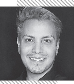 image of argenis pinal from paul mitchell the school temecula