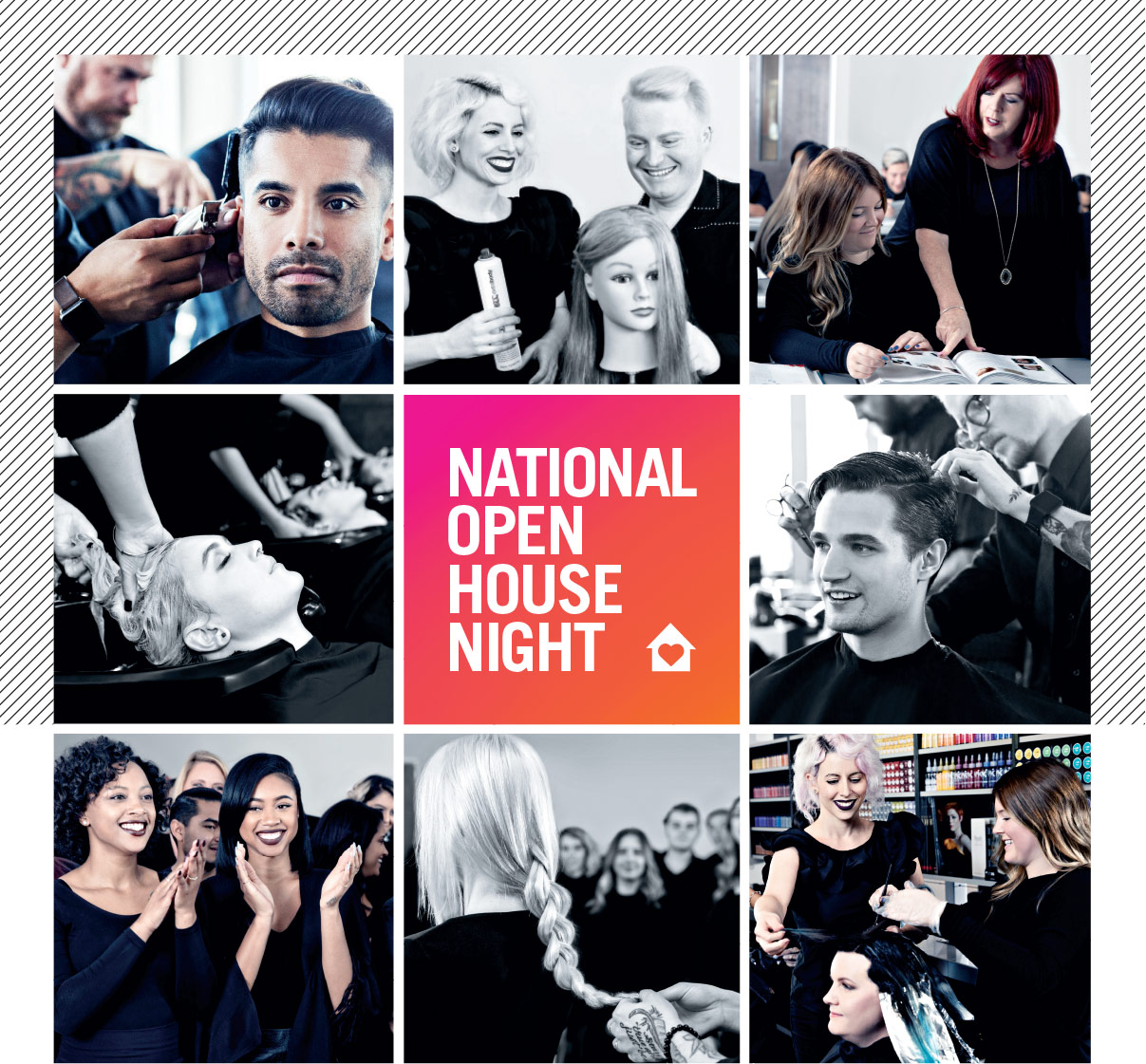 image of the national open house night campaign