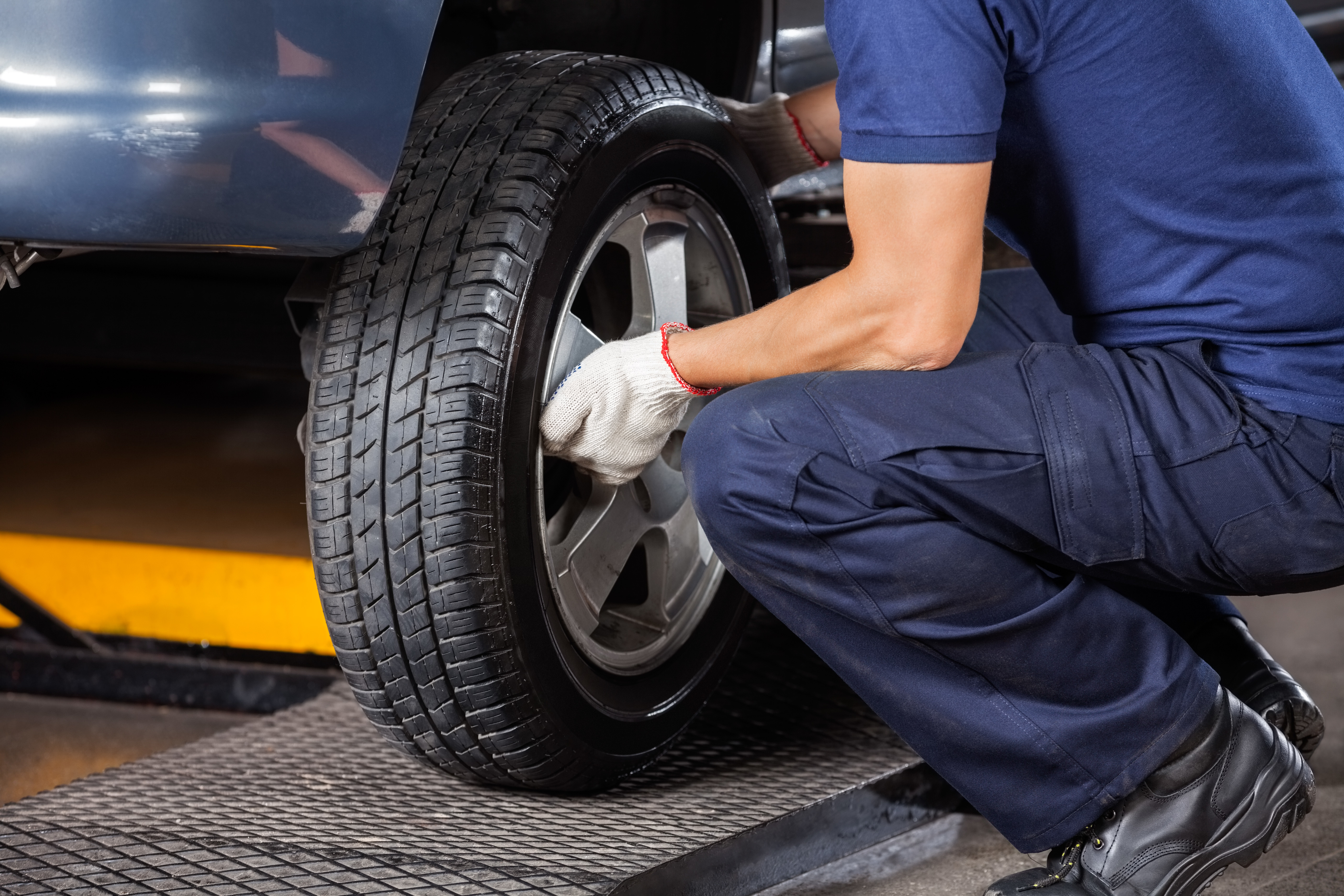 The Importance of Tire Rotation