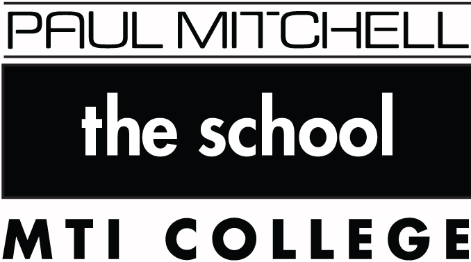 Paul Mitchell The School Sacramento at MTI College logo