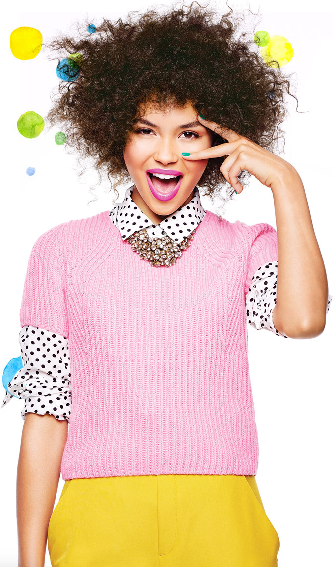 be amazing campaign model