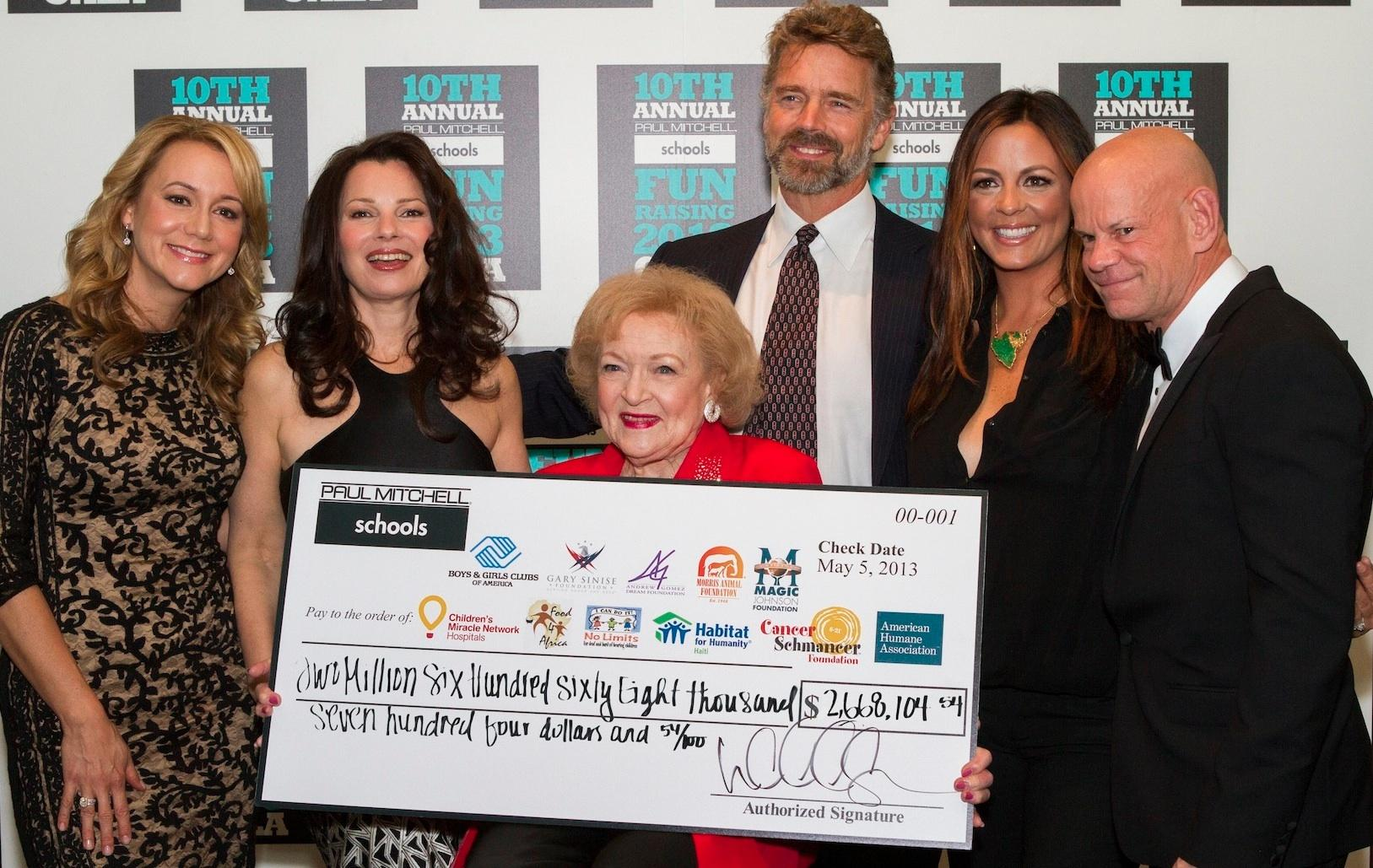 About The Paul Mitchell Schools Funraising Campaign