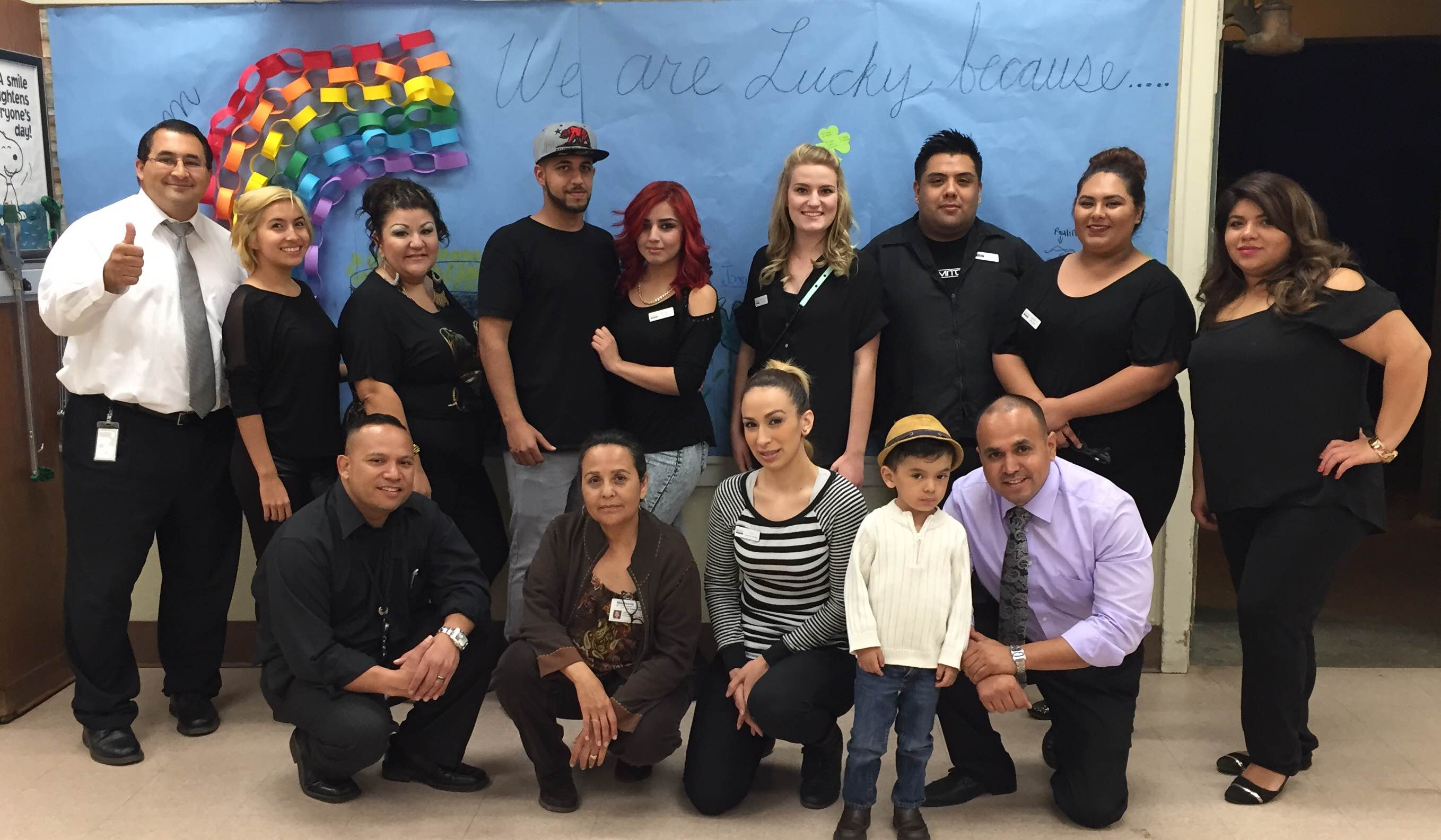 Free Haircuts For Kids At Shackleford Elementary