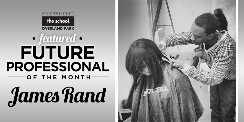 James Rand Featured Future Professional February 2014