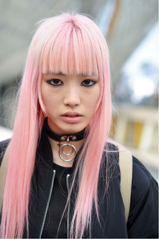 Get Ready For Spring Join The Pastel Hair Craze