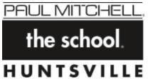 Paul Mitchell The School Huntsville logo