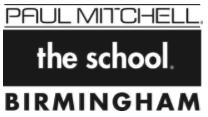 Paul Mitchell The School Birmingham logo
