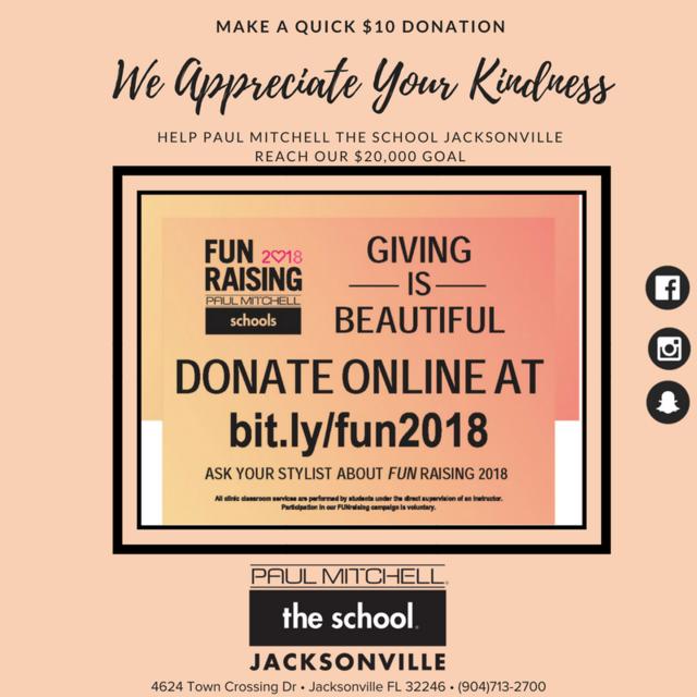 2018 FUNRAising