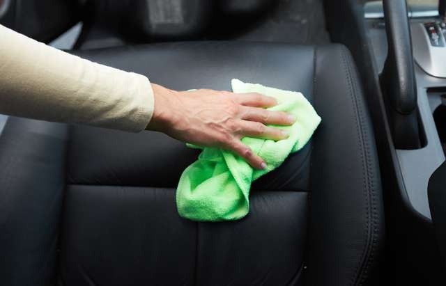 5 Tips to Keeping Leather Seats Clean